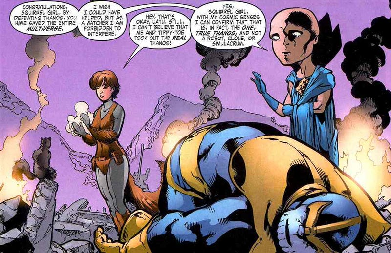 What Madness Does Marvel Have In Store For Squirrel Girl?