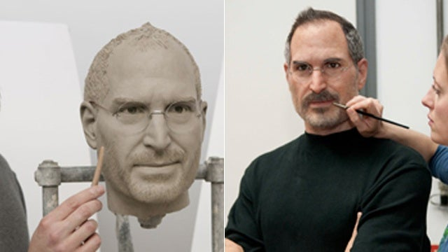 Madame Tussauds Is Making a Steve Jobs Wax Figure That Is Hauntingly Realistic