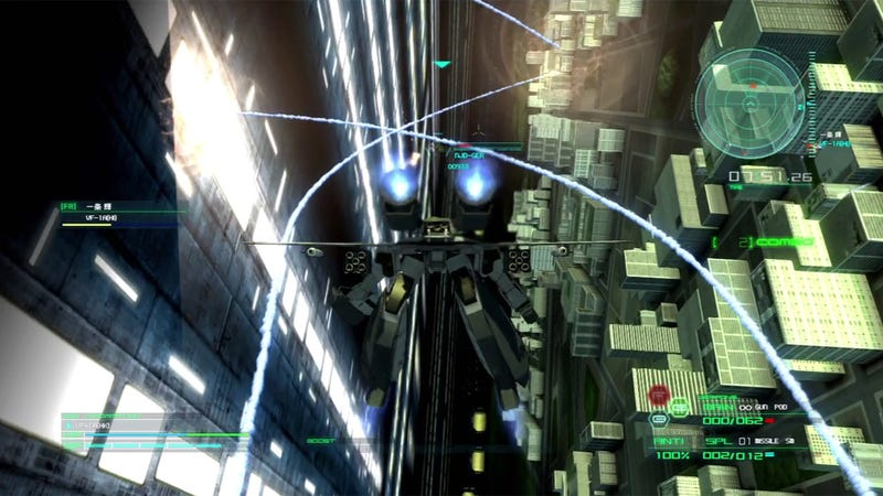 The Newest Macross Game is Beautiful but Dated