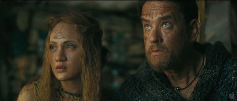 Every Single Preposterous Tom Hanks Face from the Cloud Atlas Trailer