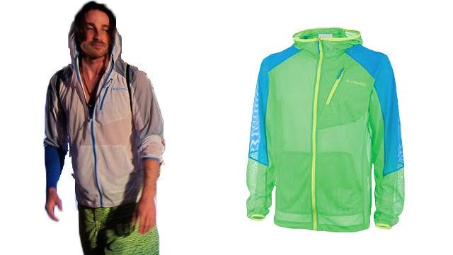 Mesh Jacket Beats Heat and Bugs Alike