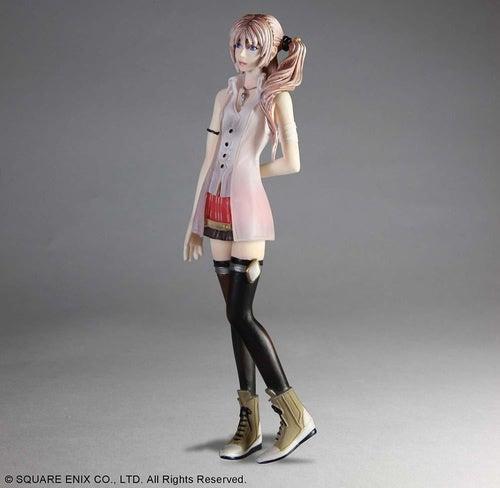 Final Fantasy XIII Toys Go Small, Collectible