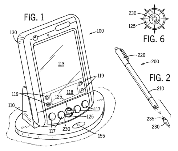 The Weird Palm Patents HP Will Soon Own