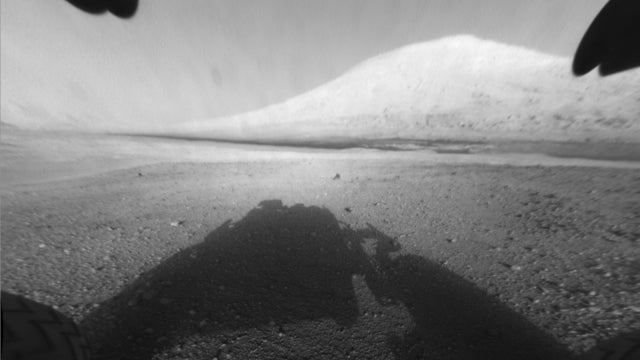Curiosity's first color photo of Mars is only its second-most exciting photograph yet
