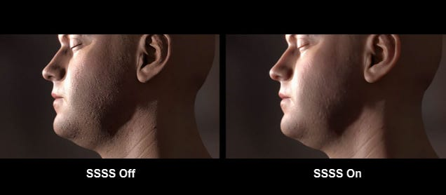 The Future Of Video Game Graphics: Soap & Soft, Beautiful Skin