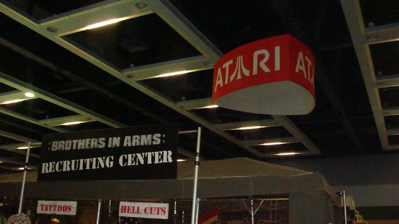 Breaking: An Early Look at the PAX Exhibit Floor