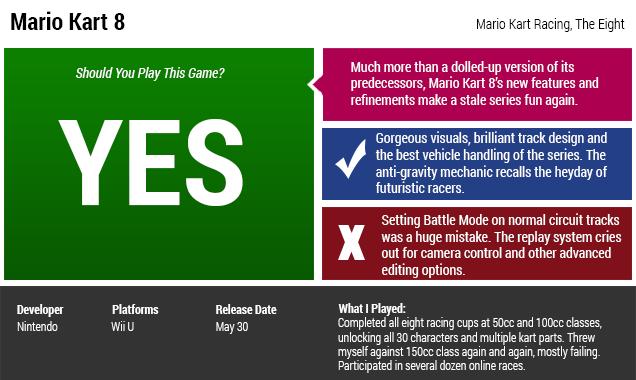 Mario Kart 8: The Kotaku Review