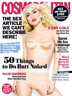 Cosmo EIC Hopes Men Learn To Pleasure Women, Somehow