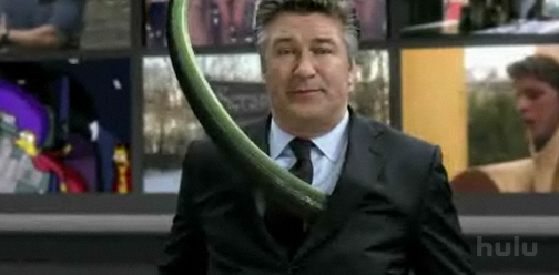 Super Bowl Ads: Alec Baldwin Is An Alien, Vizio, and How About That Ending?!