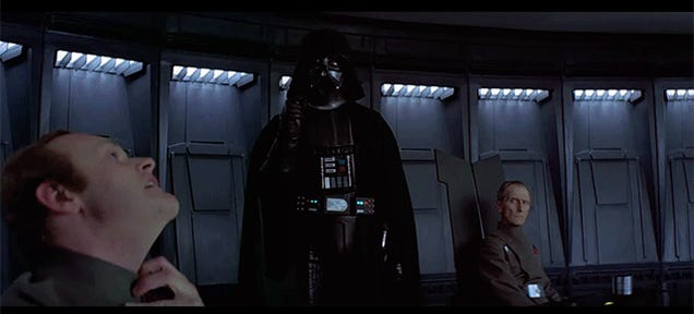 Sure Your Job Sucks, But At Least Darth Vader's Not Your Boss