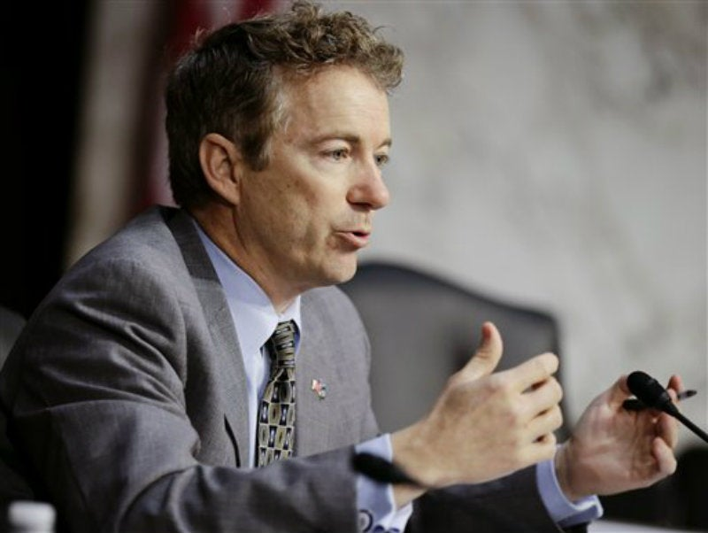 Rand Paul Has Won the CPAC Straw Poll