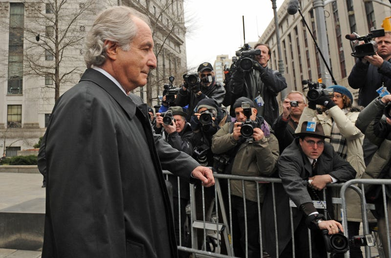 Bernie Madoff Was a Great Boss
