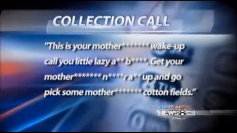 Debt Collectors Forced to Pay $1.5m After Filthy, Racist Voicemails