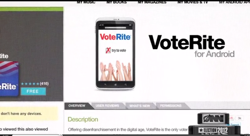 The Onion Shows Off the GOP's Hot New Voter Suppression App