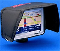 GlareStomper GPS Visor