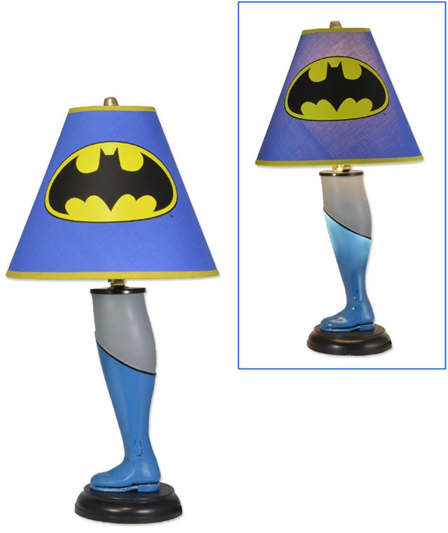 This is officially the most absurd Batman merchandise of all time