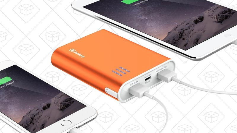 Today's Best Deals: USB-C Gear, Solar Charger, Mentos Gum, Free Gas