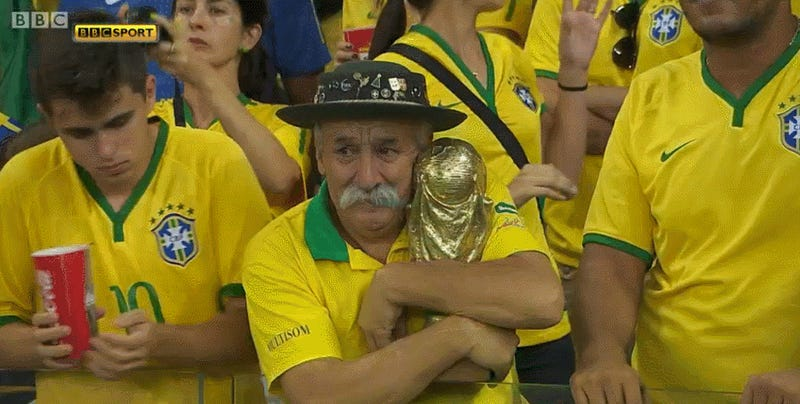 "Meet ""The Saddest Man In Brazil"""
