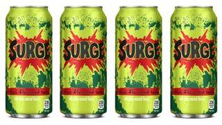 Coca-Cola Resurrects Surge, The Greatest Citrus Soda Ever Made