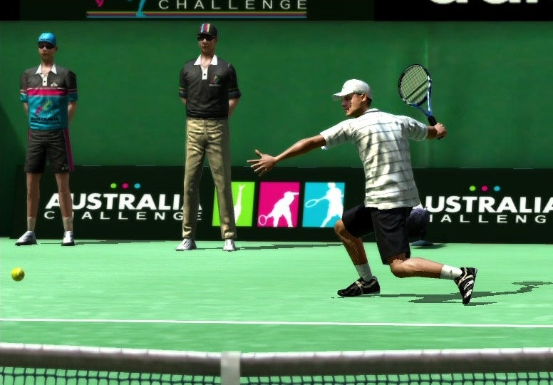 Virtua Tennis Returns With Rare Triple Crown In Motion Gaming