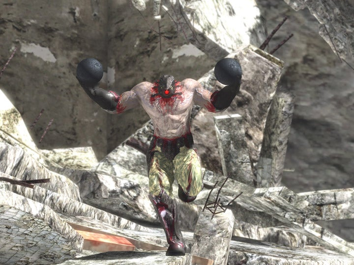 Oh How Serious Sam's Headless Kamikaze Has Grown
