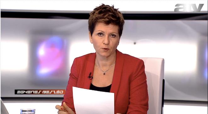 A nap, amikor Kálmán Olga atombombát dobott a magyar tévés újságírásra