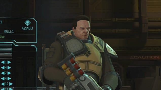 XCOM's Gender Swap Glitch Will Give You Nightmares