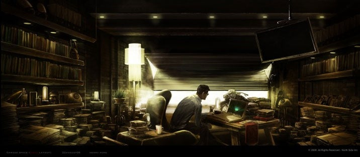 One Man's Artistic Journey From Ubisoft To Pacific Rim