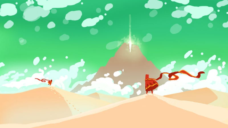 What Journey Would Look Like on the 3DS