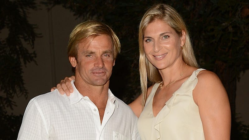 Gabrielle Reece, Wife of He-Man Surfer Laird Hamilton, Says Being 'Submissive' Is Totally a Sign of Strength