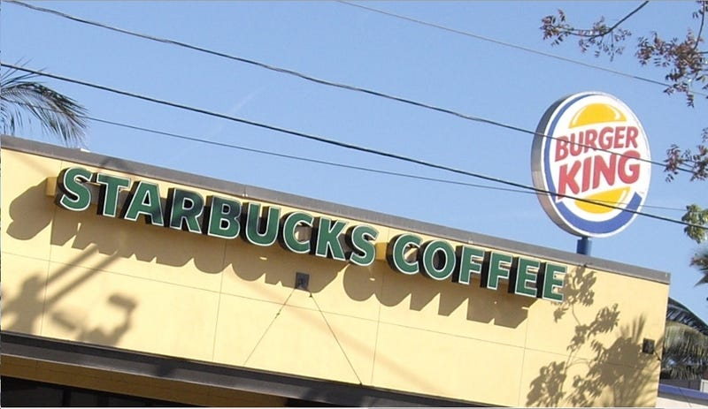 How Low Can Starbucks Go?
