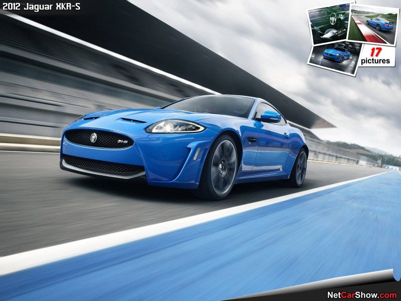 I think Jaguar's French Racing Blue is the most beautiful color ever.
