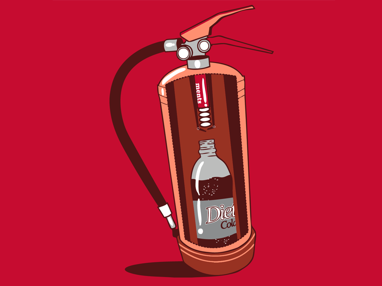 How Fire Extinguishers Really Work (T-Shirt)