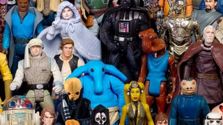 The Groundbreaking History Of <i>Star Wars</i> Toys
