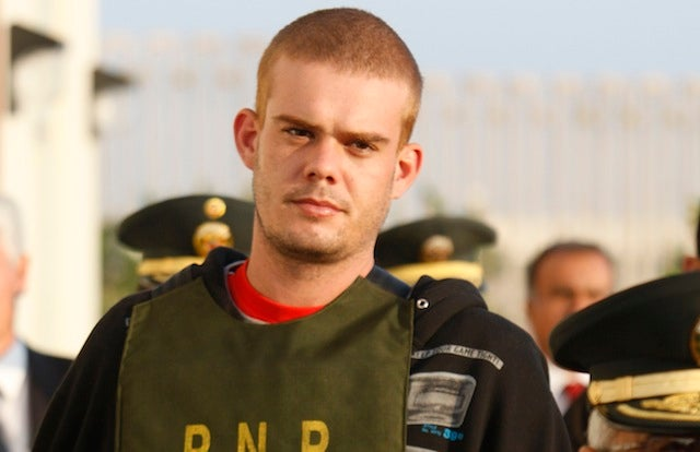 Joran van der Sloot Formally Charged With Murder