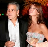 Which Mogul Slept With Clooney's Girl?