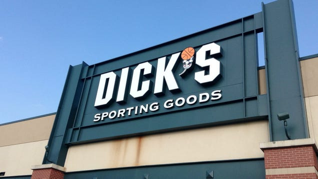 12-Year-Old Girl Takes Dick's Sporting Goods to Equality School