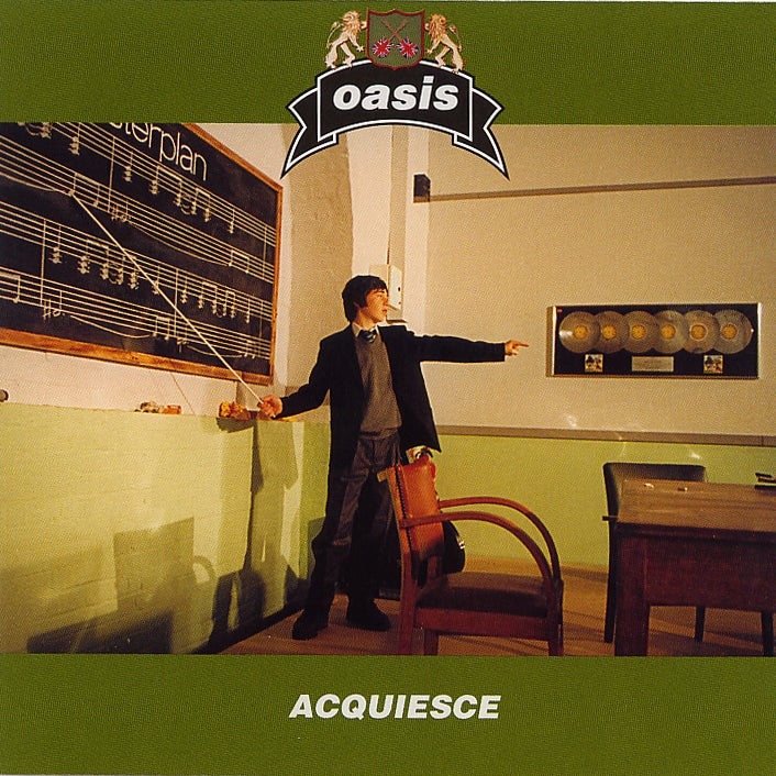 Word of the Day: Acquiesce