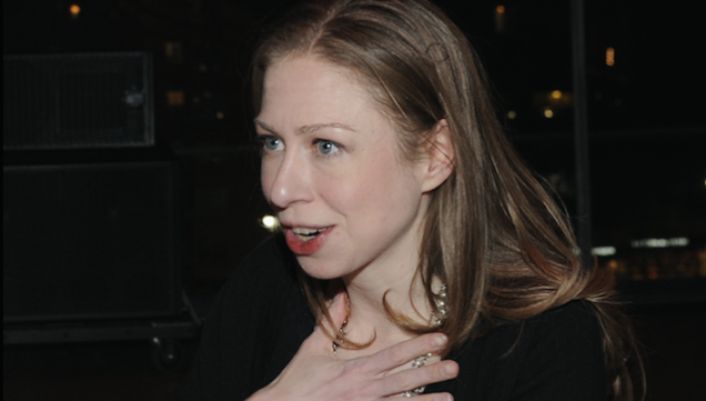 Chelsea Clinton Is Wrecking Havoc at the Clinton Foundation