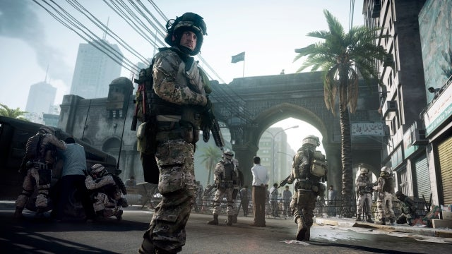Hope You Like Ads, Because Battlefield 3 Will Shovel Lots at You