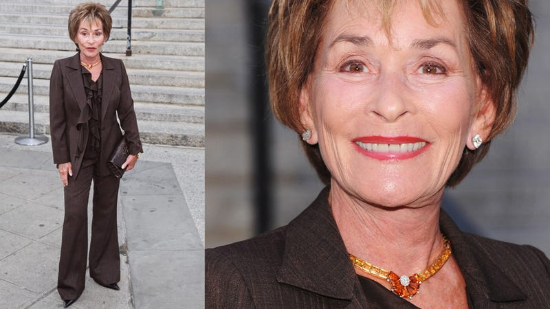Judge Judy Ruled at Vanity Fair's Tribeca Film Festival Party