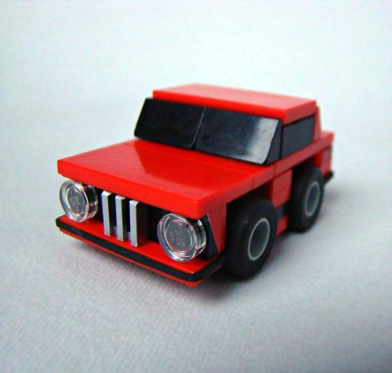 LEGO BMW E21