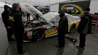 NASCAR Sprint Cup Race Rained Out For Second Week In A Row