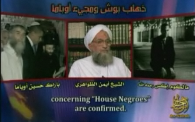 Al-Qaeda 'House Negro' Taunt Won't Stop Obama From Bombing Caves