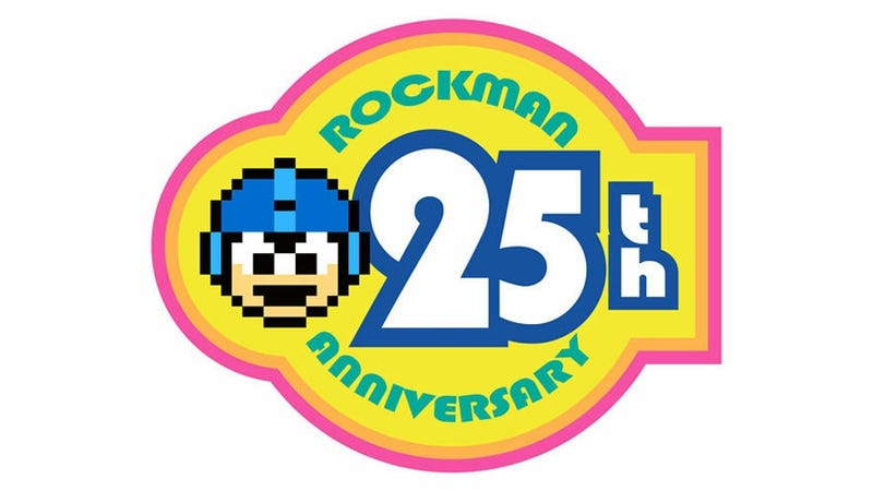 A New Game on Mega Man's 25th Anniversary? Don't Get Your Hopes Up, Says Capcom