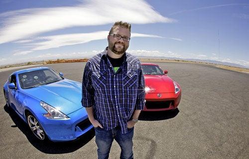 Top Gear USA: First Drive