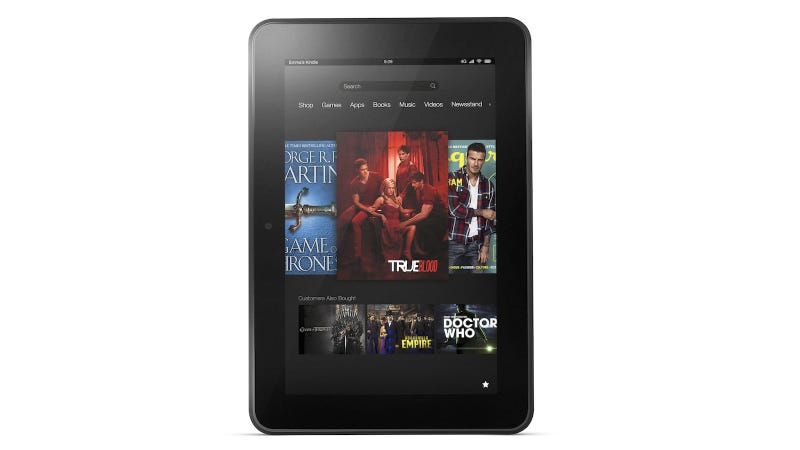 How the Kindle Fire HD Stacks Up to the Competition