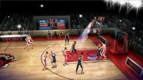 NBA Unrivaled Dunks On XBLA This Week