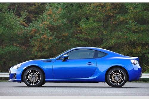 A Subaru BRZ STI?? I would get it.