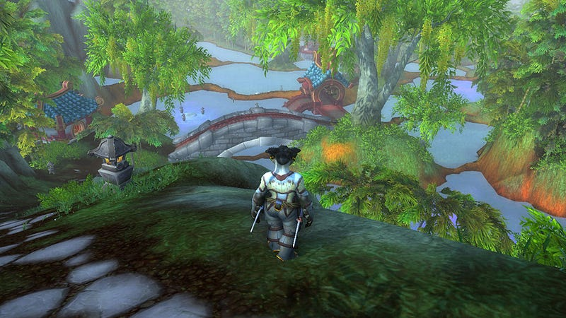 With Mists of Pandaria, World of Warcraft's Age Is Starting To Show